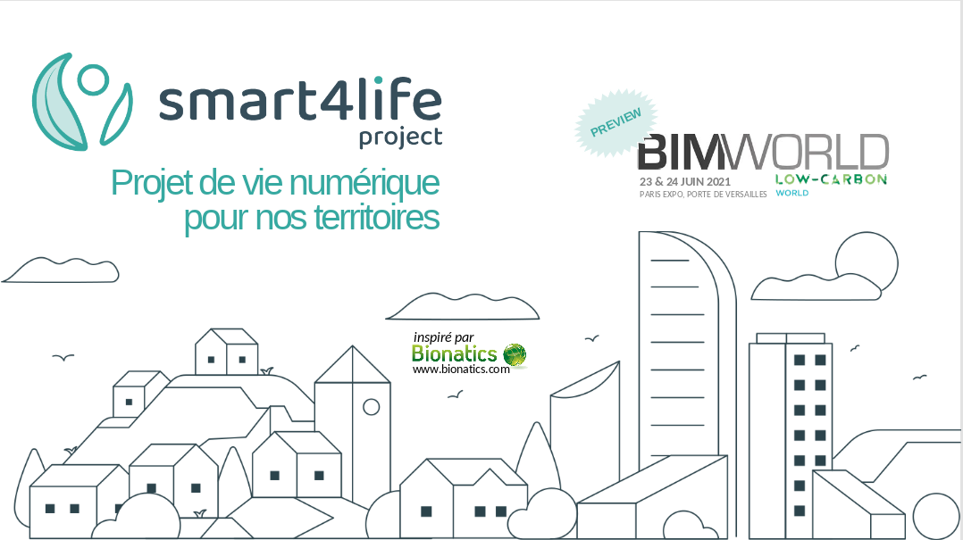Moment de partage à BIM World 2021 !